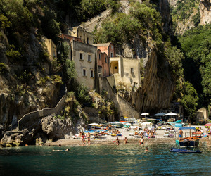 adventure, beach, and italy image