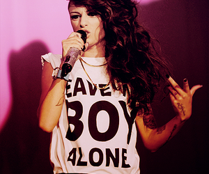 cher lloyd, cher, and tattoo image