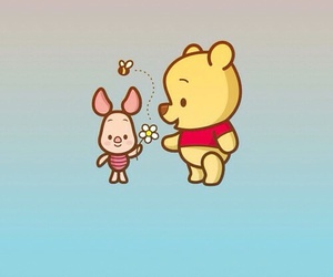 piglet, wallpaper, and winnie the pooh image