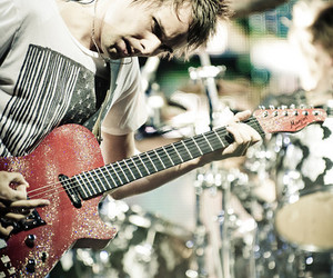 muse, music, and guitar image