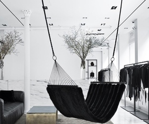 room, black, and design image