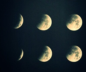 moon, moons, and night image