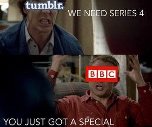 sherlock, bbc, and tumblr image