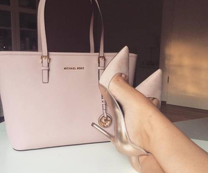 fashion, lovely, and heels image
