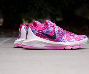 nike and nike kd 8 - aunt pearl image