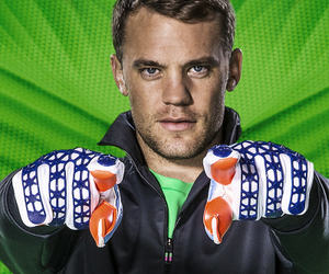manuel neuer, goalkeeper, and fcb image