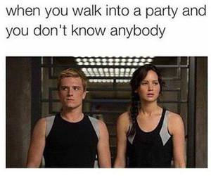 funny, party, and true image