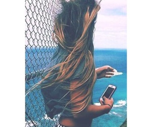 girl, summer, and ♡ image