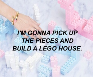 Lyrics, lego house, and ed sheeran image