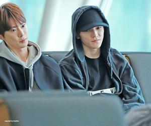 kpop, taeyong, and doyoung image