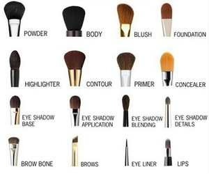 beauty and Brushes image