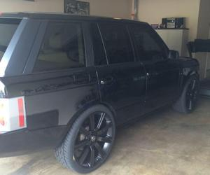 rich and rangerover image