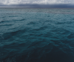 sea, ocean, and blue image
