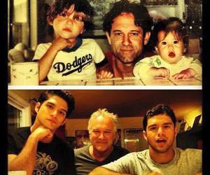 family, tyler posey, and teen wolf image