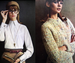 1964 and jean shrimpton image