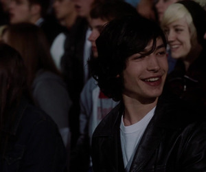 ezra miller, movie, and the perks of being a wallflower image