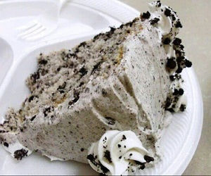 cake, Cookies, and cream image