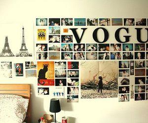 vogue, room, and paris image