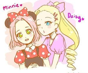 ino, sakura, and disney image