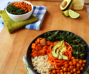food, meal, and vegan image