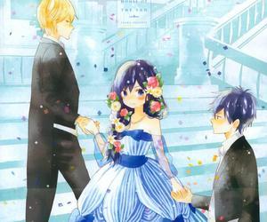 manga, shojo, and taiyou no ie image