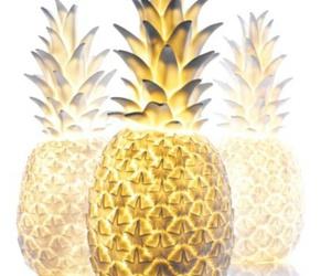 ananas, food, and decor image
