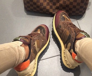 sneakers and Valentino image