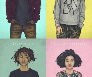 black power, woc, and jaden smith image