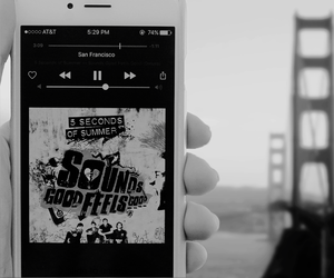 5sos, san francisco, and sounds good feels good image