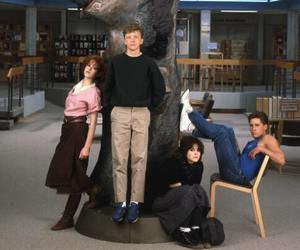 The Breakfast Club, Breakfast Club, and 80s image
