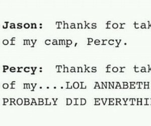 funny, jason, and percy jackson image