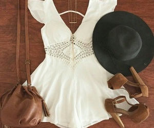 fashion, dress, and summer image