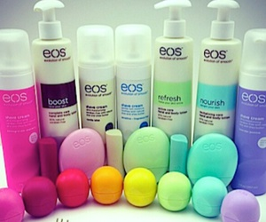 eos, colorful, and pink image