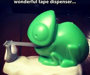 funny, tape, and awesome image