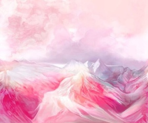 beautiful, color, and pink image