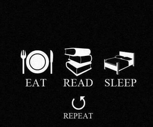 books, read, and life image