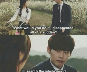 korea, Korean Drama, and quotes image
