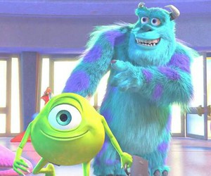 monster inc and disney image