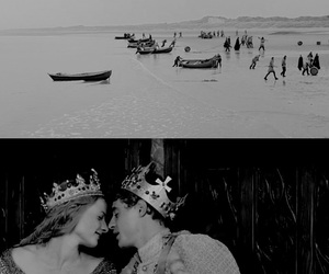 the white queen, history, and ships image