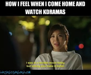 funny, dramafever, and kdrama image