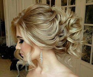 beautiful, blond, and chic image