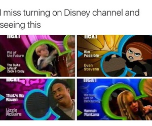 memories, childhood, and disney channel image