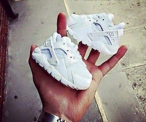 baby, shoes, and nike image