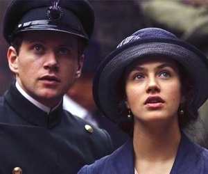 downton abbey and tom branson image