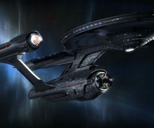 star trek and uss enterprise image