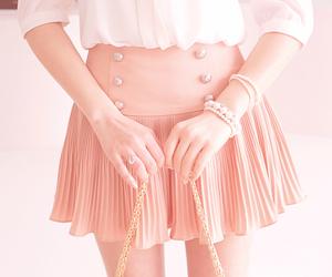 fashion, kfashion, and girly image
