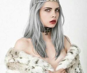 model, cara delevingne, and Queen image