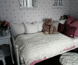 cosy, girly, and flowers image