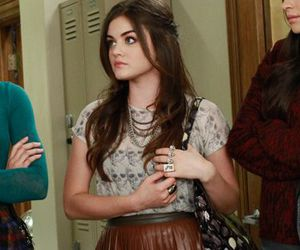 beautiful, pretty little liars, and hair image