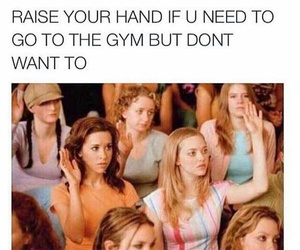 funny, gym, and lol image